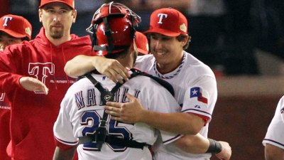 ESPN's Olney: Rangers' Rotation is Fine