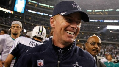 Jason Garrett Brushes Payton Rumors Aside