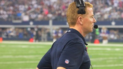 Garrett Prepping for Reinvented Eagles