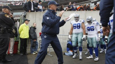 Garrett, Cowboys Hope Kiffin-Marinelli Regime Will Bring The Turnovers