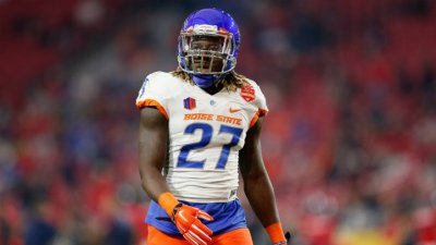 Cowboys Host Boise St., Frisco Liberty Product Jay Ajayi