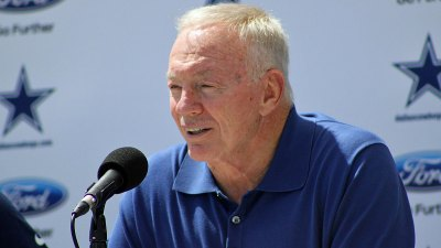 Cowboys Offense Exceeding Jerry's Expectations