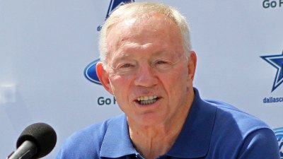 Jerry Jones Responds to Raiders-to-San Antonio Report