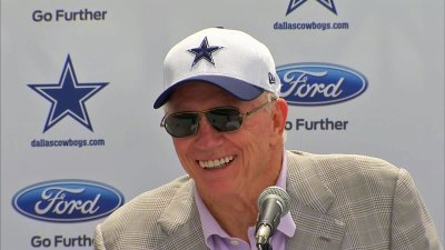 Jerry Not Concerned About Moving on After Loss