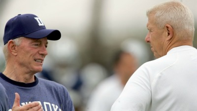 "Parcells on Jerry: ""I Like Him A Lot"""