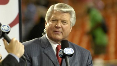 Jimmy Johnson Not a Hall of Fame Finalist