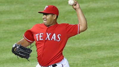 Rangers Lose to LA on Dramatic Homer