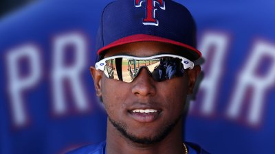 Profar's Bat Trumps Kinsler's Mouth