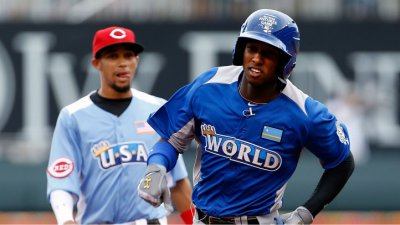 Is Jurickson Profar Being Primed For A Call-Up?