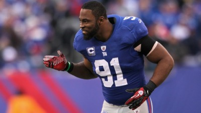 Giants' Justin Tuck: