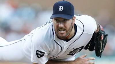 Verlander to Open Game 1 for Tigers Saturday