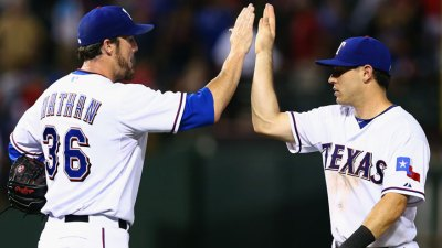 Rangers End Losing Streak
