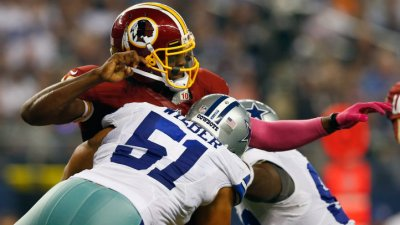 Cowboys Down Redskins, 31-16