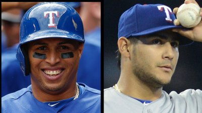 What's the Future of the Rangers' Martins?