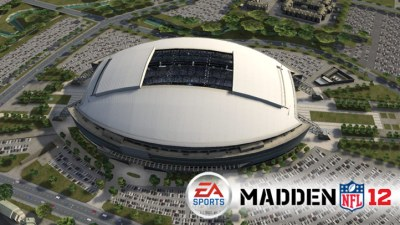 Madden 12 Predicts Cowboys-Jets