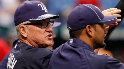 Maddon Releases ALDS Roster
