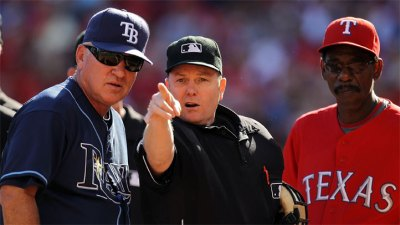 On Deck: Rangers Vs. Rays in the ALDS