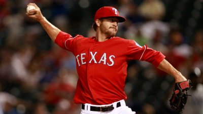 Padres Claim RHP Mark Hamburger Off Waivers