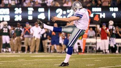 Cowboys Have Too Many Kickers
