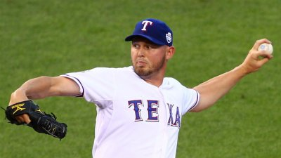 Harrison Looking To Stay Hot As Rangers Go For The Sweep