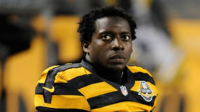 Mendenhall Suspended For Cowboys Game