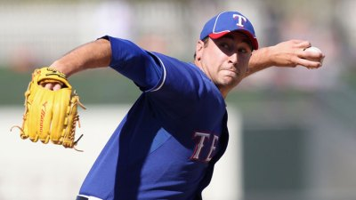 Rangers Get Key Win With Bullpen Start