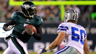 Vick Wants Another Week, Doubtful For Sunday