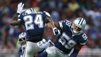 Jerry Suggests Mo Claiborne Probably Out for Thanksgiving