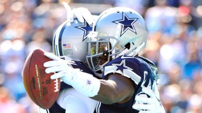 Claiborne's First NFL Touchdown