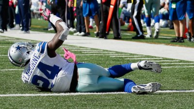 Cowboys Hoping to Cut Down on Hamstring Issues