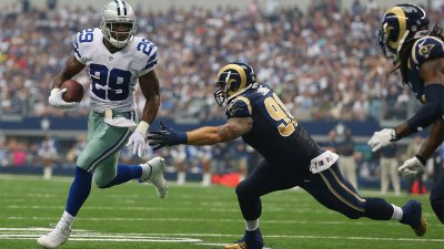 Can DeMarco Murray Stay Healthy?