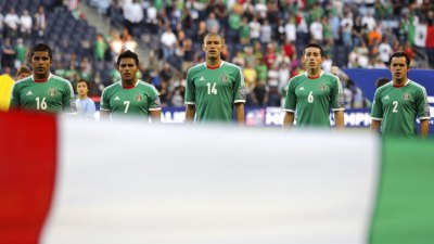 Ticket Prices Way Up for Mexico-Brazil Match