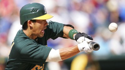 A's Overcome Bad Call to Beat Rangers