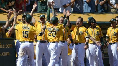 Rangers in Precarious Spot After Loss to A's