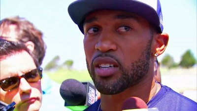 "Scandrick ""Just Glad to be Back"""