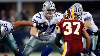 Cowboys Sign OL Pat McQuistan
