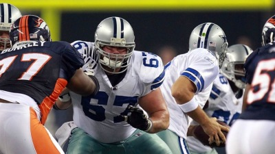 Cowboys Open To Bringing In A Veteran Center