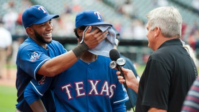 Profar's Development Hinges on Andrus