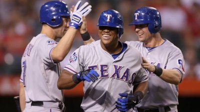 After Slow Start, Beltre Could Break Out