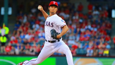 Rangers, Darvish Win Again