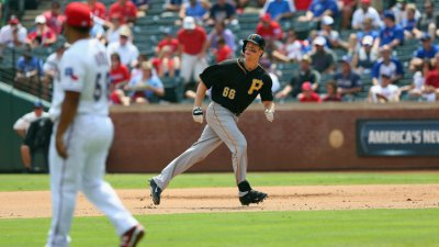 Pirates Sweep Rangers in 3-Game Set