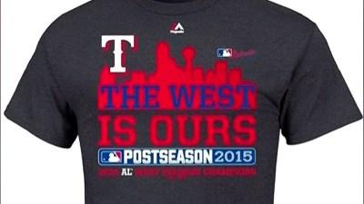 Rangers' T-Shirt Sparks Social Media Buzz