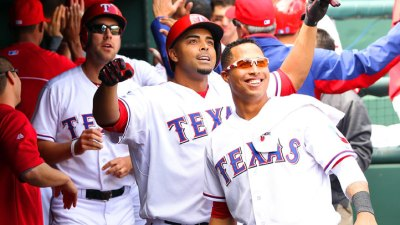 The New Way Rangers Baseball Go