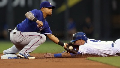 Rangers Want Patience From Odor