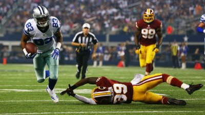 Cowboys, Redskins Game Notes