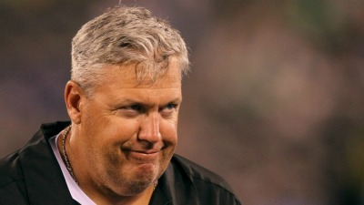 Rex Ryan: Rob Will Be Good, But