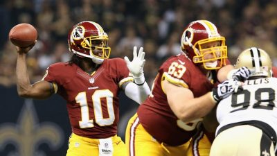 Ware on RGIII: NFC East Just Got a Little Stronger