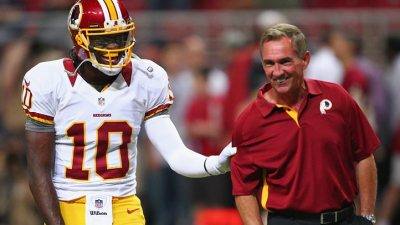 The Cowboys Have to Stop RGIII