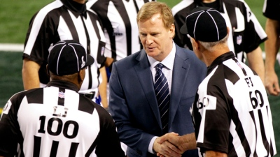 Goodell Sees Huge Demand for the NFL in Europe