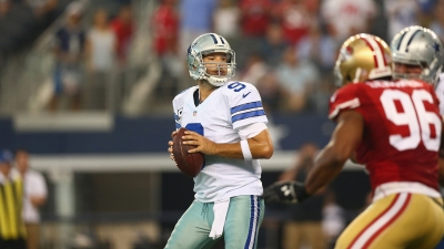 Garrett Denies Romo Was Rusty